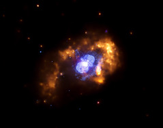 Chandra and Hubble Observe a Doomed Star (NASA...