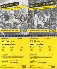 BVB-Tickets: Borussia Dortmund vs. VfL Bochum