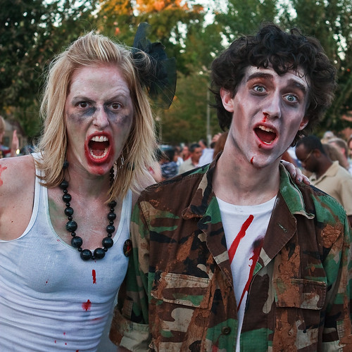 Zombie Organizer and Participant