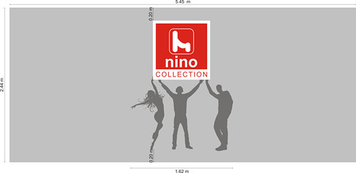nino furniture store first wall