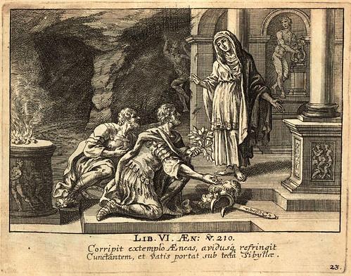 016-Vergilius Maro, Publius- Erneuertes Gedächtnüs Römischer Tapferkeit….1688-©Bayerische Staatsbibliothek