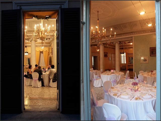 Wedding Venue on Lake Como