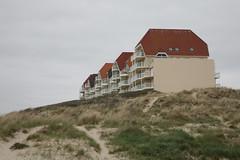 """Stella-Plage, Pas-de-Calais, """" résidence, front de mer """""""