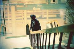 .130 (mr.fink) Tags: portrait film self doubleexposure 35mmfilm 365