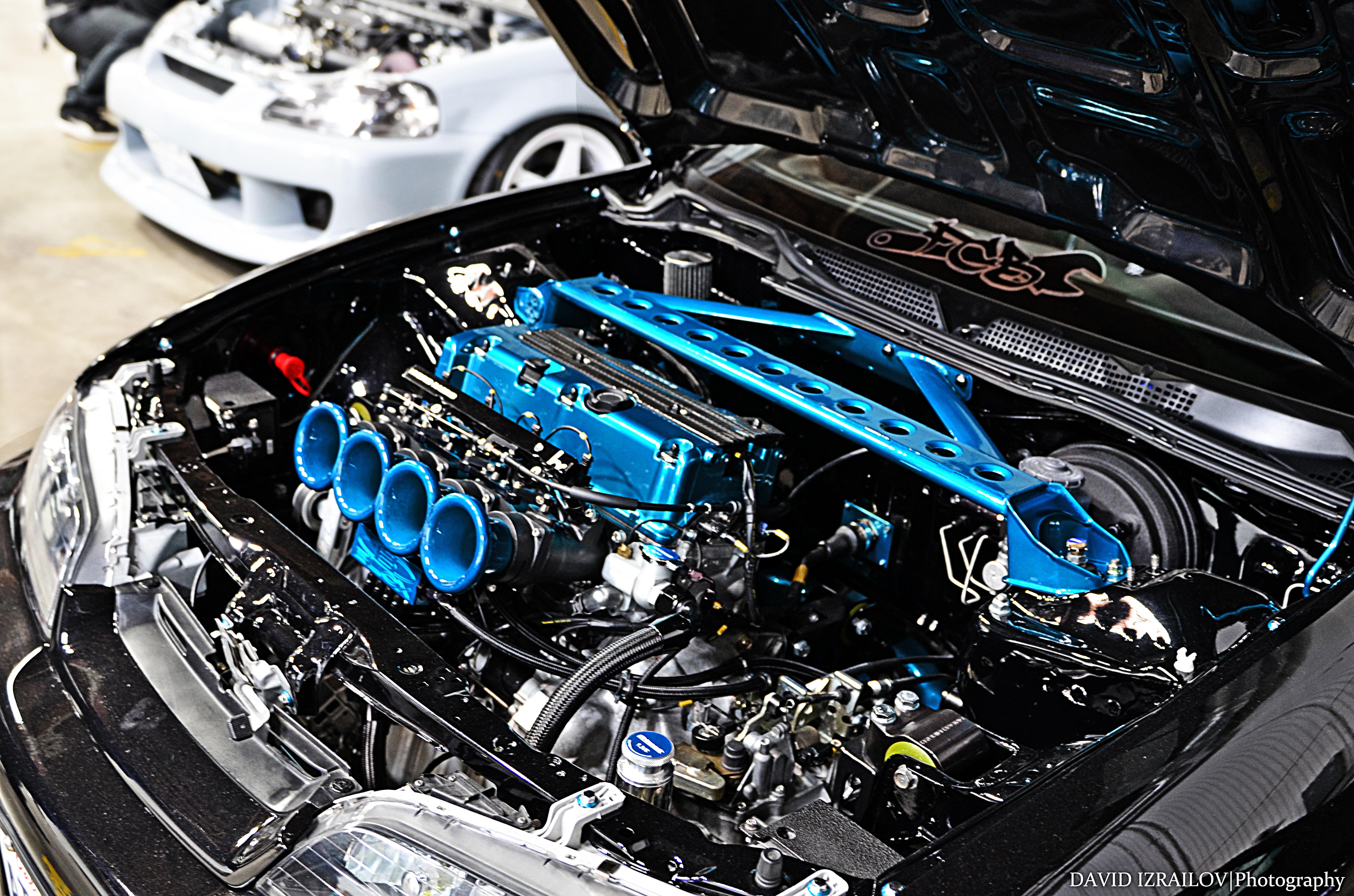 HellaFlush Nissan 350Z