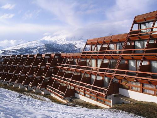 Les Arcs 1600 © C. Sautreuil - Fondation Facim, 2007 (2)