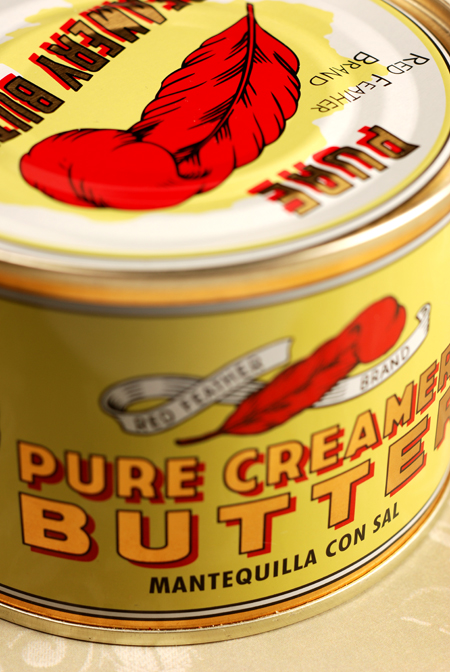 red feather pure creamery butter© by Haalo