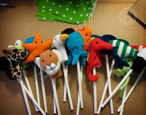 puppet pops
