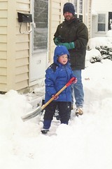 Will_Dad_shoveling