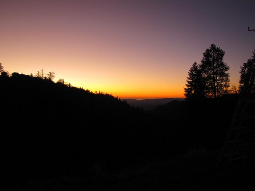 palomar sunset