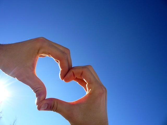 sole, cuore, amore