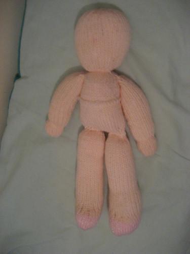 icky doll