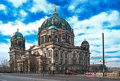 Homesick (gatowlion) Tags: berlin dom spree homesick heimweh