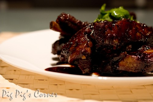sweet sour ribs