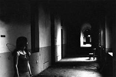 The last goodbye (About a Majordomo) Tags: bw white black blanco last teatro decay bn fairy memory goodbye asylum bianco nero ultimo mental fata addio ricordo abbandono saluto abbandonato decadenza nigro lanottelamiamusamiregalapensierichesoloscrivendopotrmairicordareungiorno