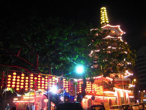 Sibu Tua Pek Kong Pagoda