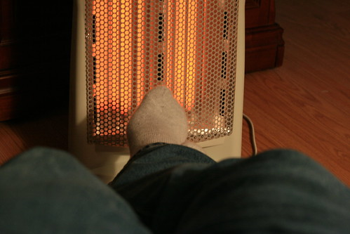 Warm Feet on a Cold Night