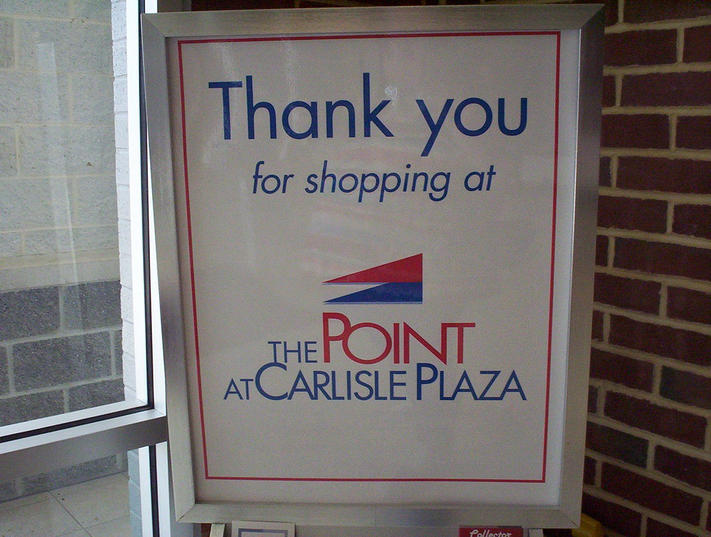 Carlisle Plaza Mall (The Point At Carlisle Plaza)