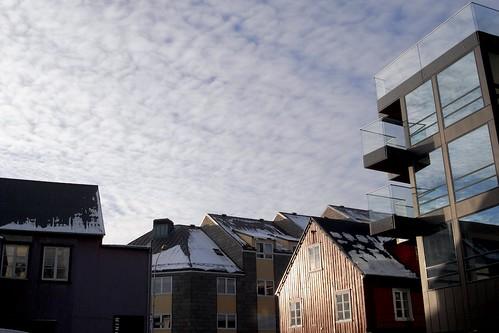 Premier jour à Reykjavik