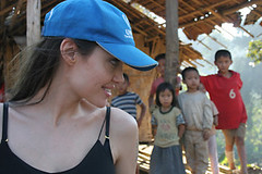 UNHCR News Story: Angelina Jolie voices support for Myanmar refugees in northern Thailand camps (UNHCR) Tags: poverty camp usa news children thailand women burma refugee refugees unitedstatesofamerica angelinajolie hollywood myanmar angelina jolie migration shelter asylum protection unhcr flchtling visibility displacement refugiados humanitarianaid karenni refugiado rfugi goodwillambassador unrefugeeagency statelessness unhcrnewsstory
