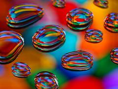 """""""Gotas de color (2)"""" (Marcelo Savoini) Tags: color colour drops nikon gotas aceite oil colourful coloridas d40 explored 20tfcolor"""