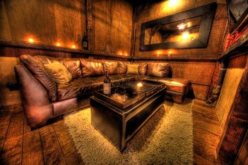 The Cellar VIP Room