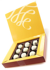 Wine Filled Chocolates - Chardonnay