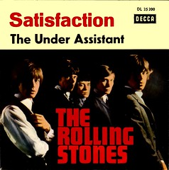 Rolling Stones, The - Satisfaction - D - 1965
