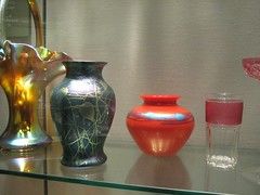 Glassware Developed by the Steuben Division of the Corning Glass Works, 1918 - 1933 (unforth) Tags: newyork art glass museum unitedstates cups dishes artmuseum 20thcentury vases corning decorativeart tumblers corningmuseumofglass northamerican