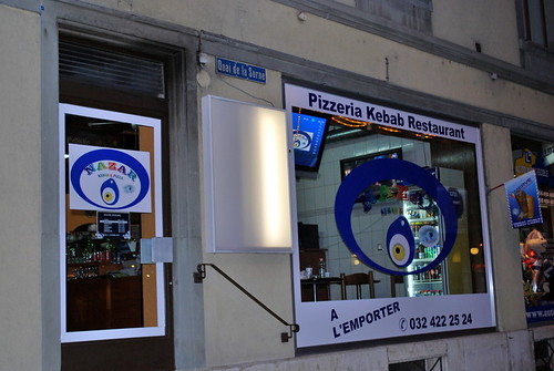 Nazar Kebab Pizza restaurant