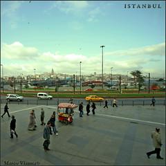 Istanbul Magic Days (m@tr) Tags: canon turkey trkiye sigma istanbul turquia estambul beyolu yenicamii galatatower galatakulesi mezquitanueva yenimosque torregalata canoneos400ddigital mtr sigma1020mmexdc rtempaa beyondthefaith marcovianna galatakulesiistanbul istanbulmagicdays