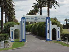 Boys' High School, Napier