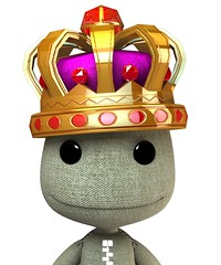 LittleBigPlanet crown render