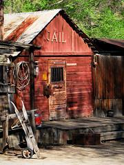The Jail (avilon_music) Tags: california ca canon jail western southerncalifornia oldbuilding jailhouse silvercity oldwest westerntown bodfish kerncounty g9 markpeacockphotography avilonmusic