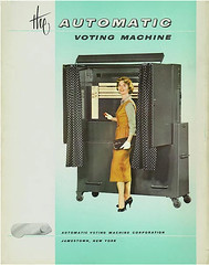 Automatic Voting Machine