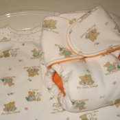 Multi-stage medium Little Starter fitted with shirt *$1 auction*