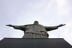Christ the Redeemer (~ Helen ~) Tags: brazil statue brasil christ corcovado redeemer riodejanerio
