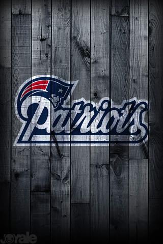 New England Patriots I-Phone