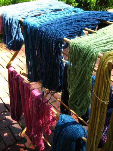 dyeing day 141
