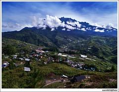 Postcard Kinabalu and Kundasang - from Perkasa Hotel Kinabalu Heritage Hotel (sam4605) Tags: landscape ed scenery olympus malaysia e3 sabah hdr kinabalu pemandangan kundasang ranau zd lanskap sabahborneo 1260mm perkasahotel sam4605 kinabaluheritagehotel