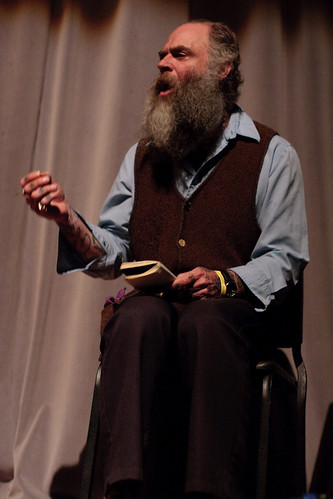 Daniel A.I.U. Higgs @ Whartscape 2009