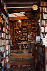 Shakespeare And Company, Paris (jeremypix) Tags: paris france shop book store shakespeare books bookstore company bookshop leftbank rivegauche sorbonne bookstores libreria beforesunset librerias