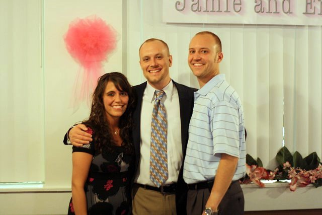 me, Eric, & Adam