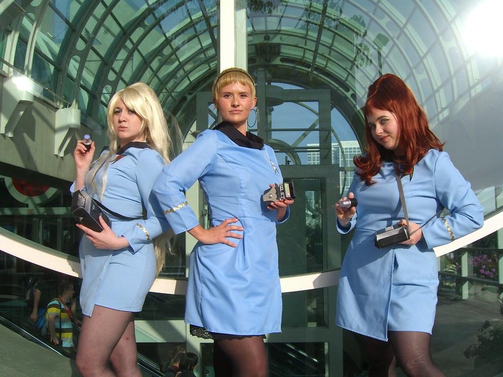 Star Trek Ladies