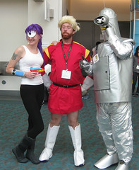 Futurama bender cosplay