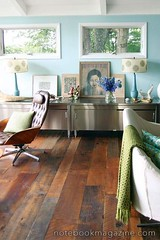 Living room (decorology) Tags: wallpaper green notebook au entryway greenroom greenpaint dominomagazine modernretro greendecor earthpalettes