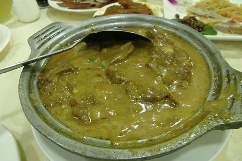 14.椰汁咖哩牛肉煲