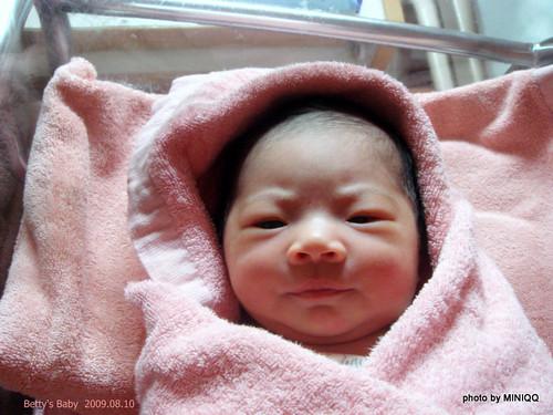 Betty's Baby-5  (20090810出生)
