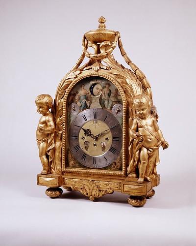 008-Reloj de mesa fabricado por Gerrit Knip & Son 1783- Copyright Nationaal Museum van Speelklok tot Pierement