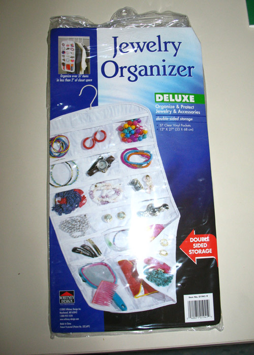 medic pack organizer package